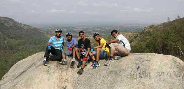 Cycling to Nandi Hills: A bike ride to remember
