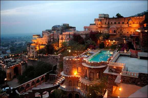 Luxury Resorts Near Delhi | Heritage Resorts For Perfect Break