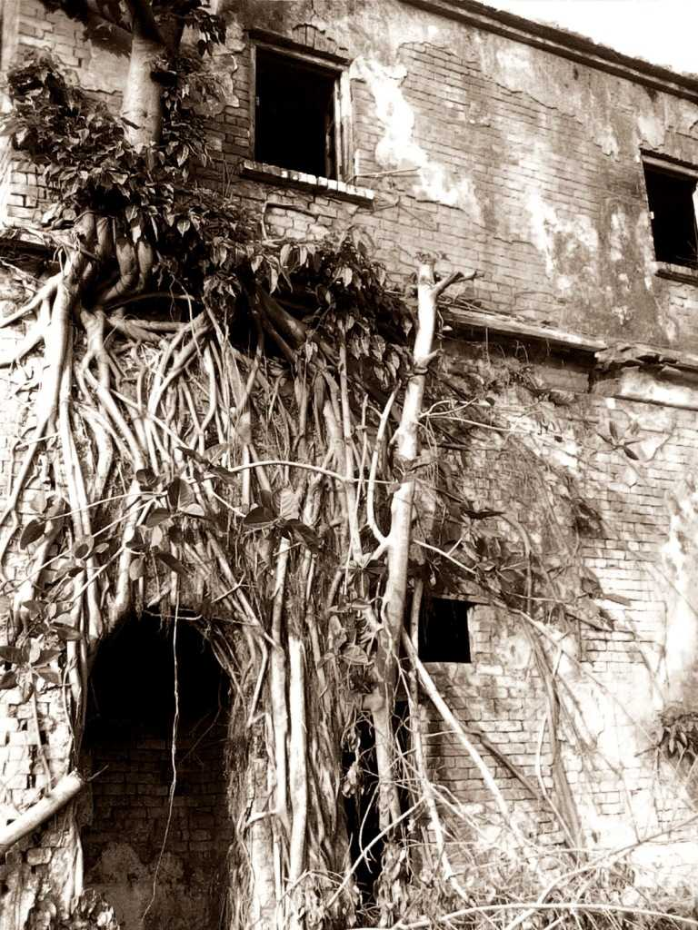 GP Block, Haunted Places in India