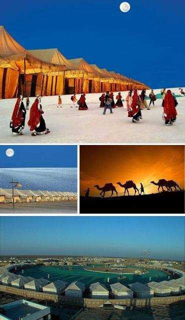 Rann of Kutch, Winter Destinations Near Mumbai