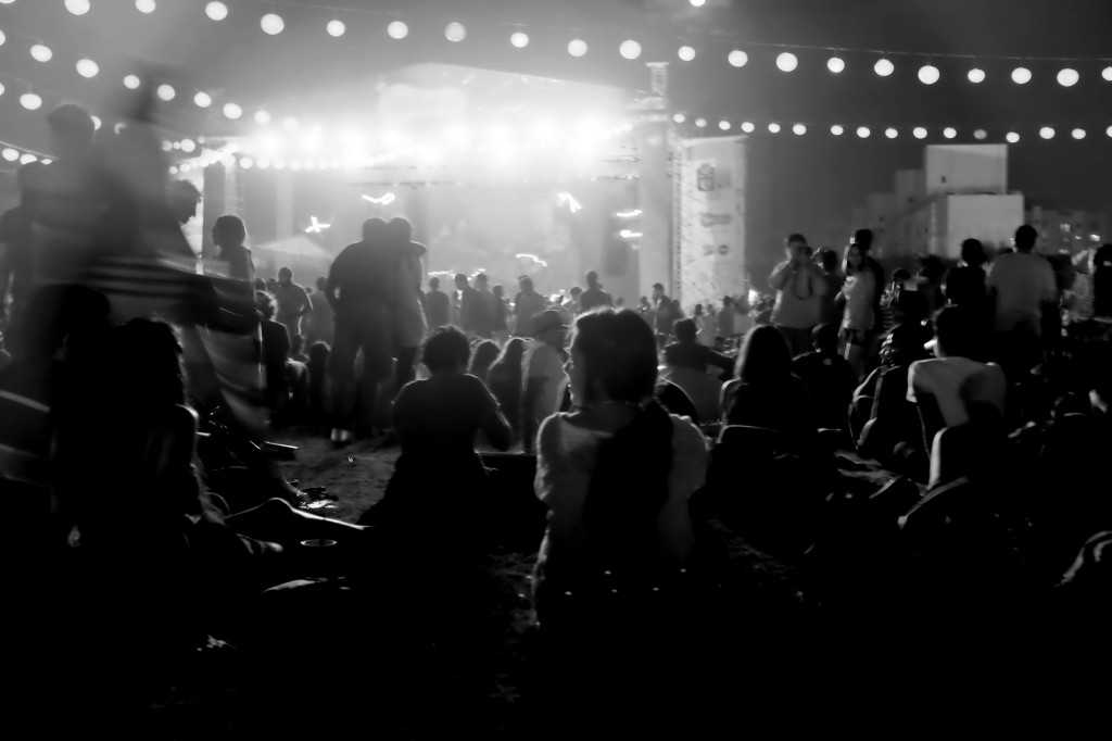 Where it all started. NH7 Weekender, Pune