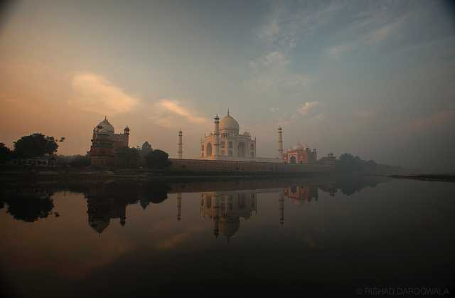 Agra, Places to visit in India in february