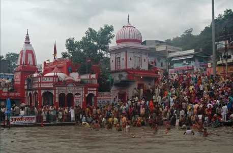 Har ki Pauri, Haridwar, Uttarakhand: Shivratri in haridwar photos