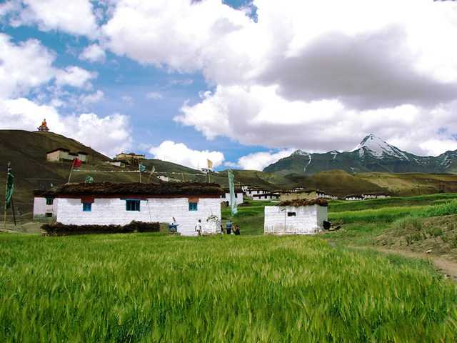 Spiti, Volunteer Travel in India