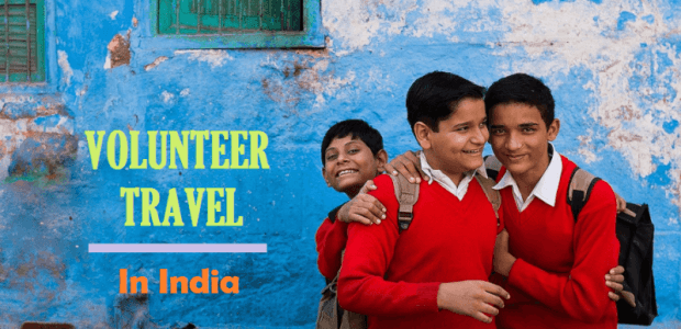 Volunteer Travel in India | Holidify