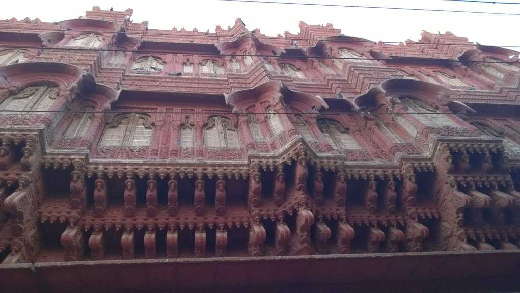 Haveli in Rajasthan