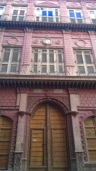gates of Rampuria Haveli