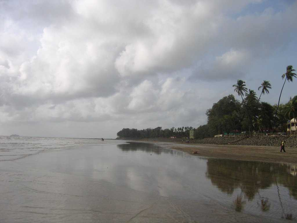 Alibag, Winter Destinations near Mumbai