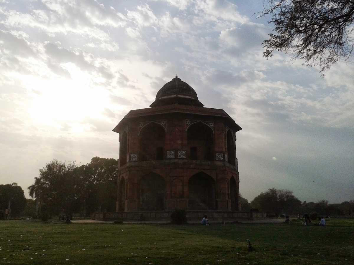 The Sher Mandal, Delhi : Sher Mandal library