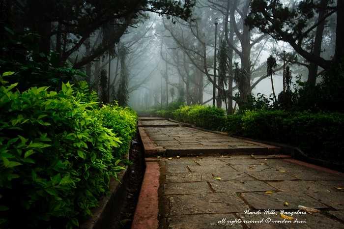 Nandi Hills, Bangalore Road Trips