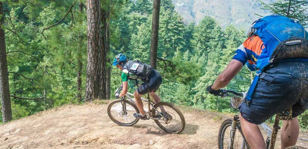 Mountain Biking in India