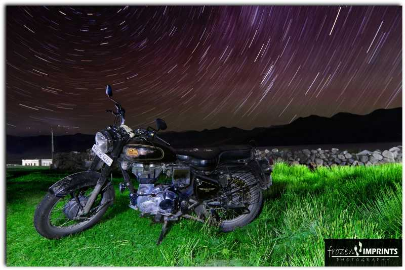 Bike Trails and stargazing