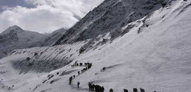 Basic Mountaineering Course at Nehru Institute of Mountaineering