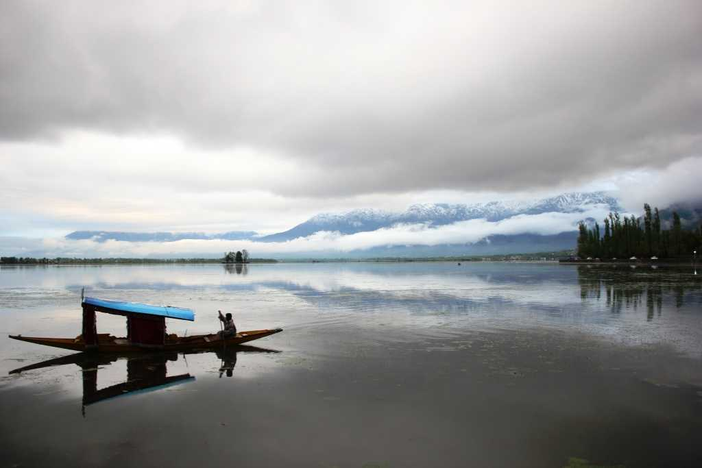 Srinagar, places to visit in June in India