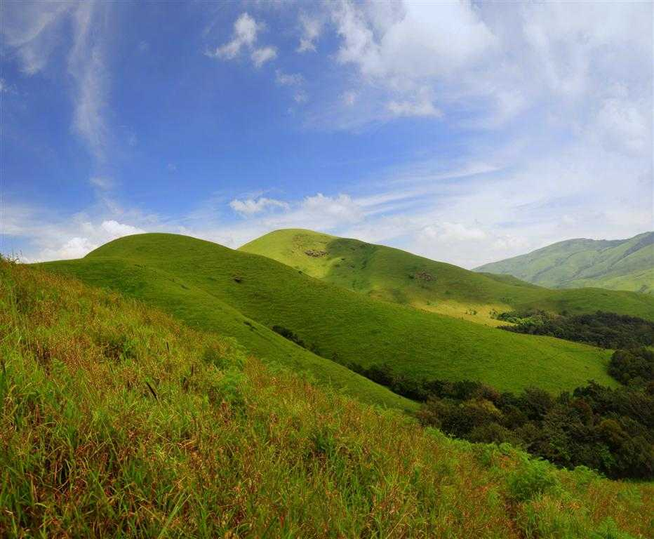 Kudremukh, places to visit in June in India