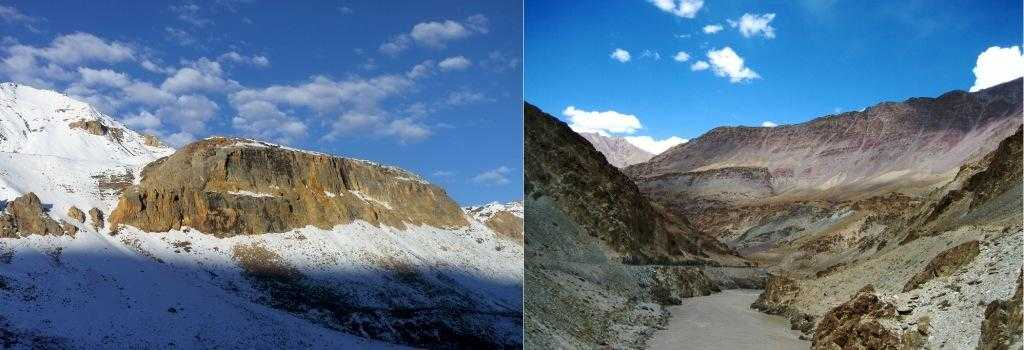 Mountains, Places to visit in Leh Ladakh