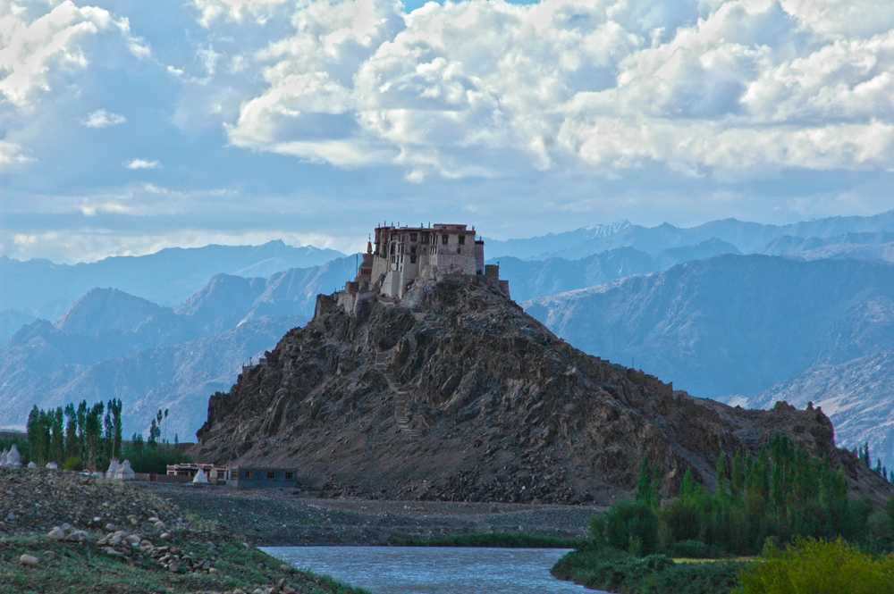 The magnificient Spituk Gompa, places to visit in Leh Ladakh