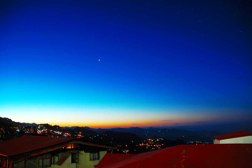 Mussoorie, places to visit in June in India