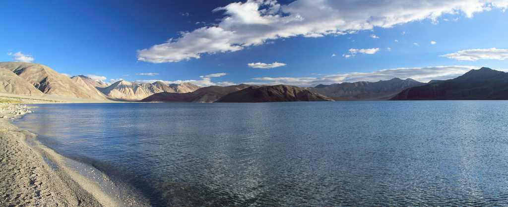 Pangong Tso Ladakh: Most beautiful lake in Ladakh on Indo-Tibet border