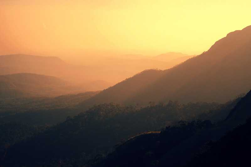 Ponmudi, places to visit in June in India