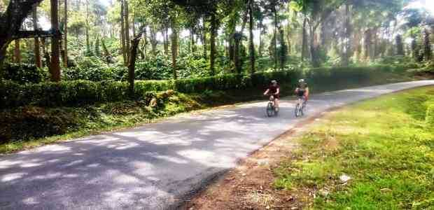 Cycle Trip Across the Hills of Western Ghats