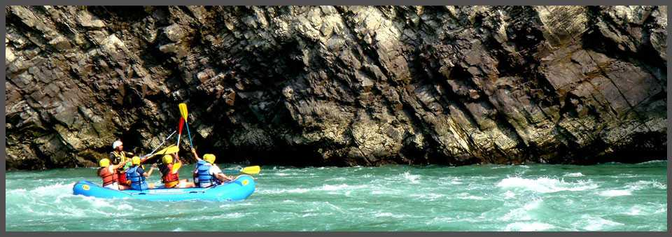 White Water Rafting at Zanskar river, Things to do in Leh Ladakh