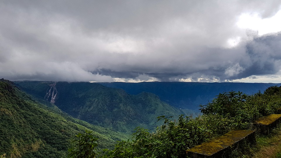 shillong, places to visit in June in India