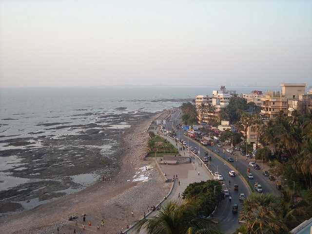 Carter Road, places to visit in Mumbai during monsoon