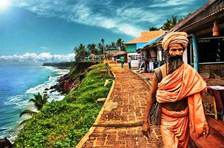 Cliff Market in Varkala, place to chill in Kerala