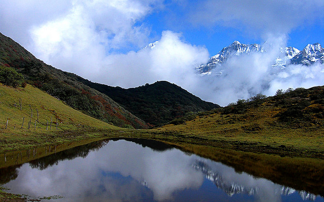 Kanchenjunga National Park, WDS