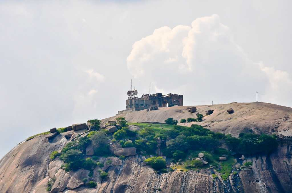 Bhongir Fort, Nalgonda, tourist place in telangana