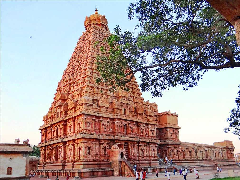 The Great Living Chola Temples, World Heritage Sites in India
