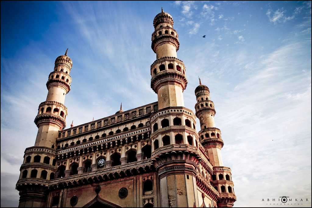 The majestic Charminar, Hyderabad, tourist place in telangana