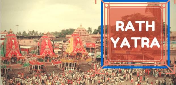 Jagannath Puri Rath Yatra 2016 : Dates and Details