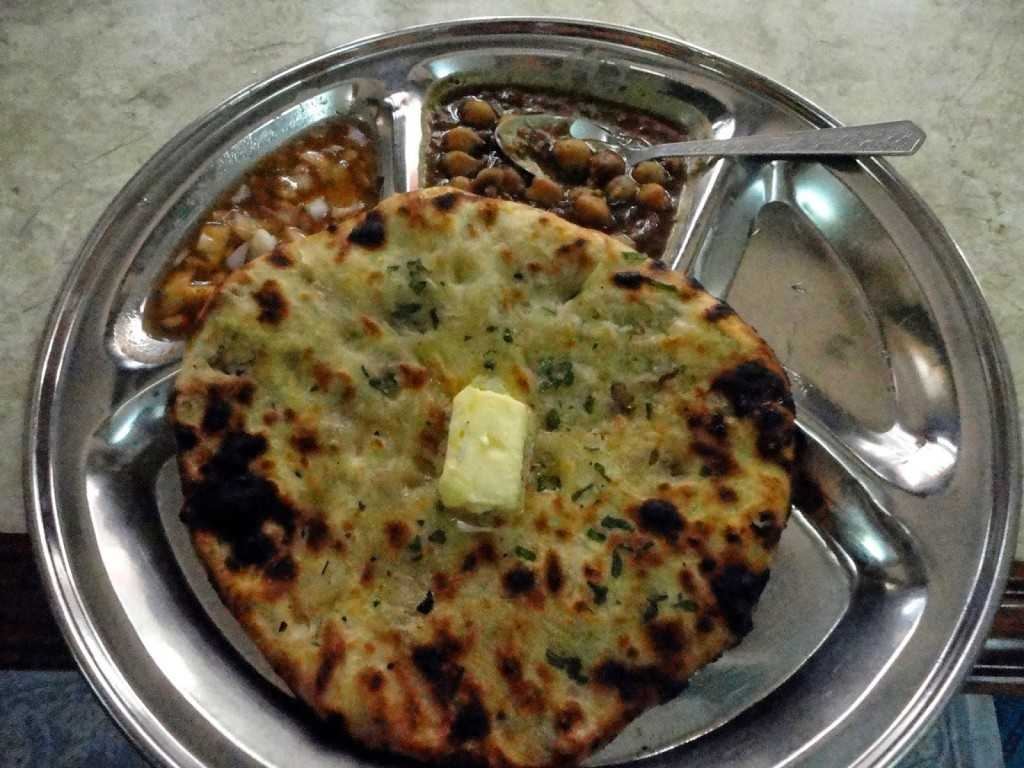 The parathas were so good ! The lassi here is so filling, that you think it could be the main course easily.