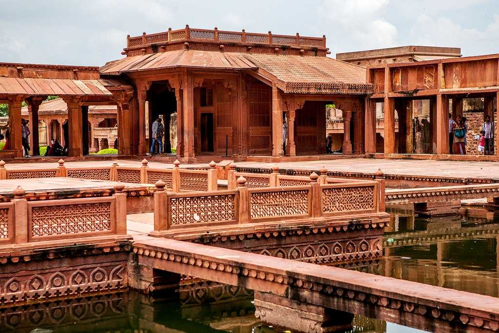 Fatehpur Sikri, UNESCO world heritage site in india