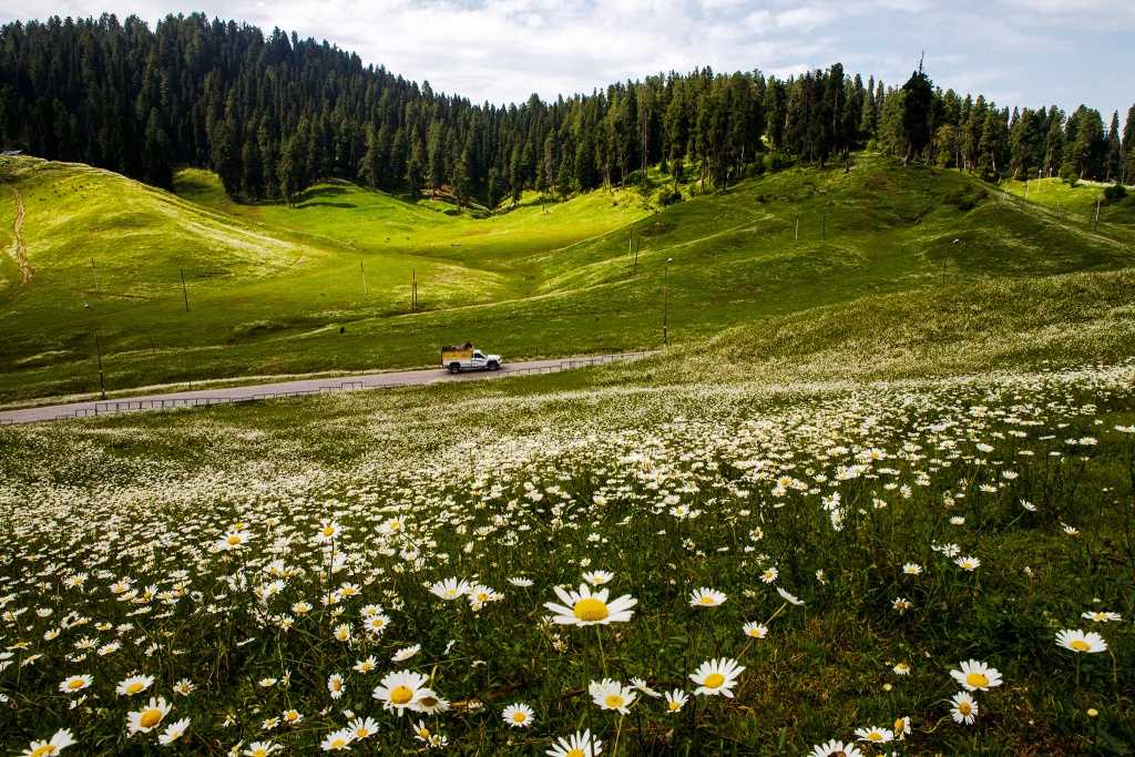 Gulmarg - Places to visit on the Amarnath Yatra Route
