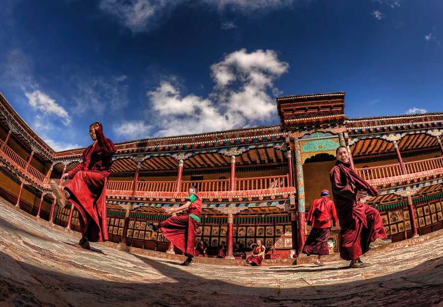 Hemis Monastery, Places for Buddhism in India