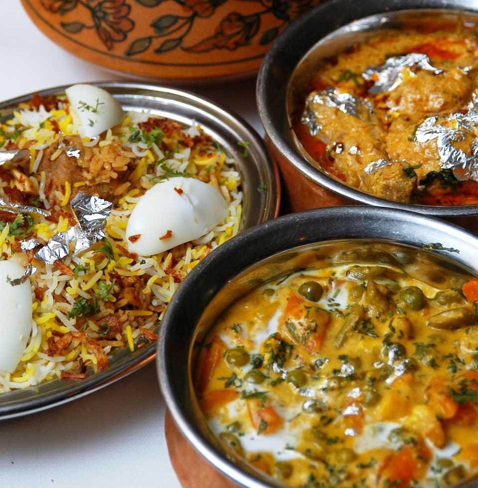 Hyderabadi Biryani, places to visit in telangana