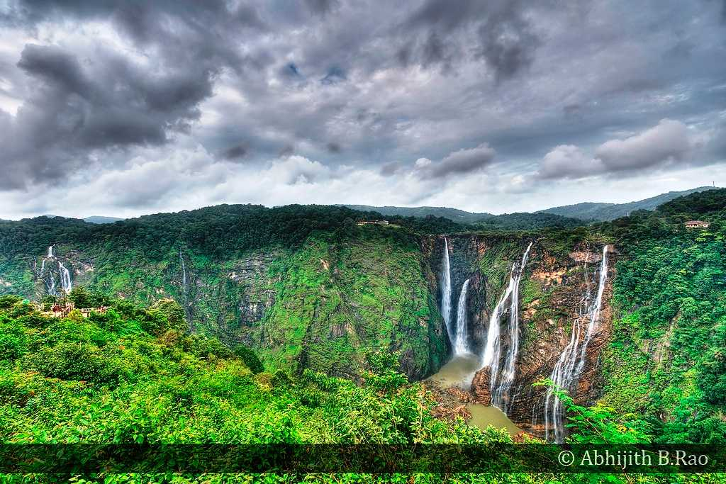 Jog Falls (Source)