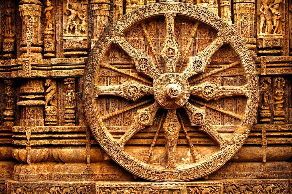 Konark Sun Temple, Places to visit in india in december