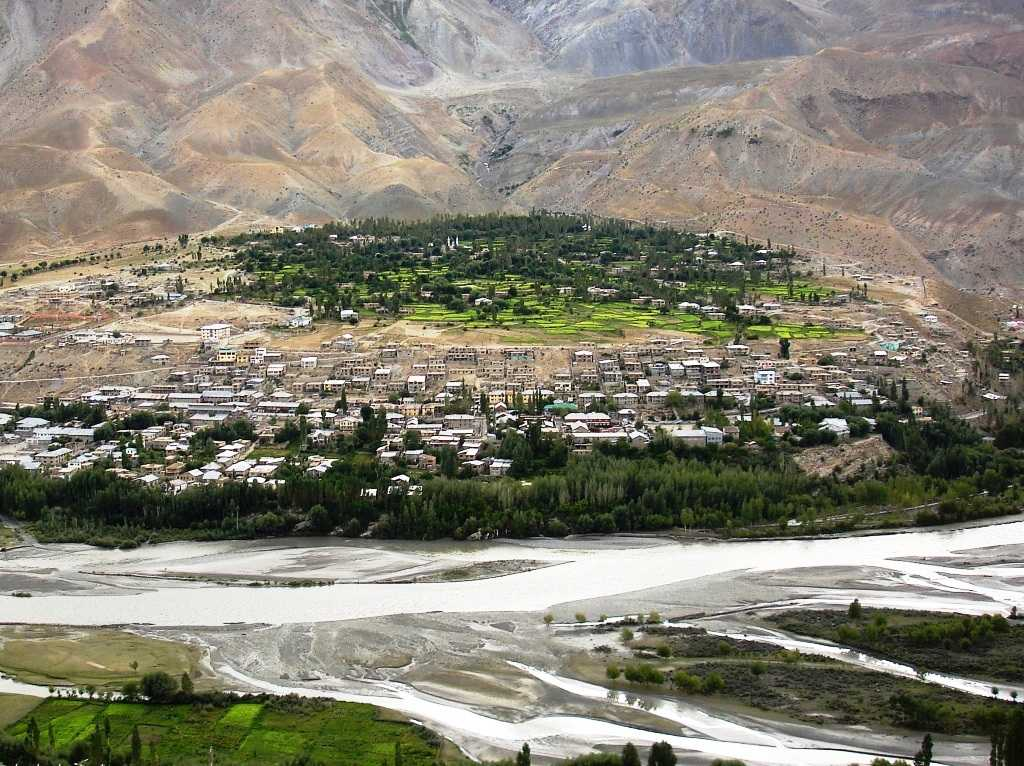Kargil, Ladakh(Source)