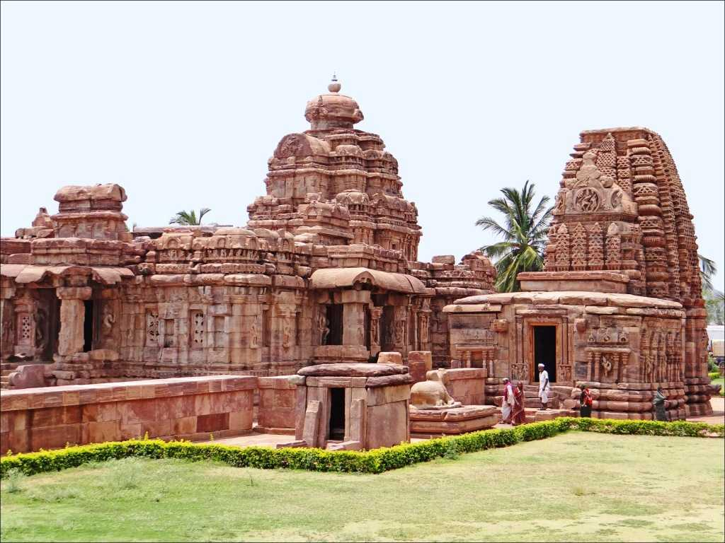 Pattadakal Monuments