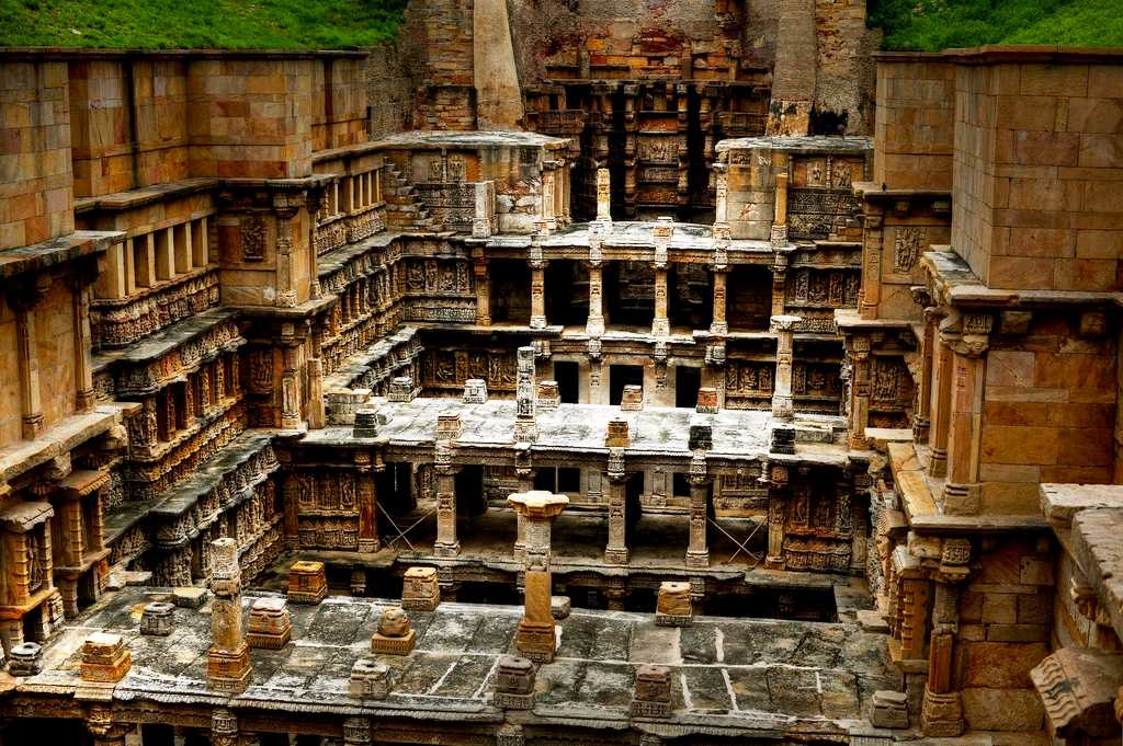 Rani ki vav (The Queen's Stepwell), Patan, Gujarat, newest addition to world heritage sites in india
