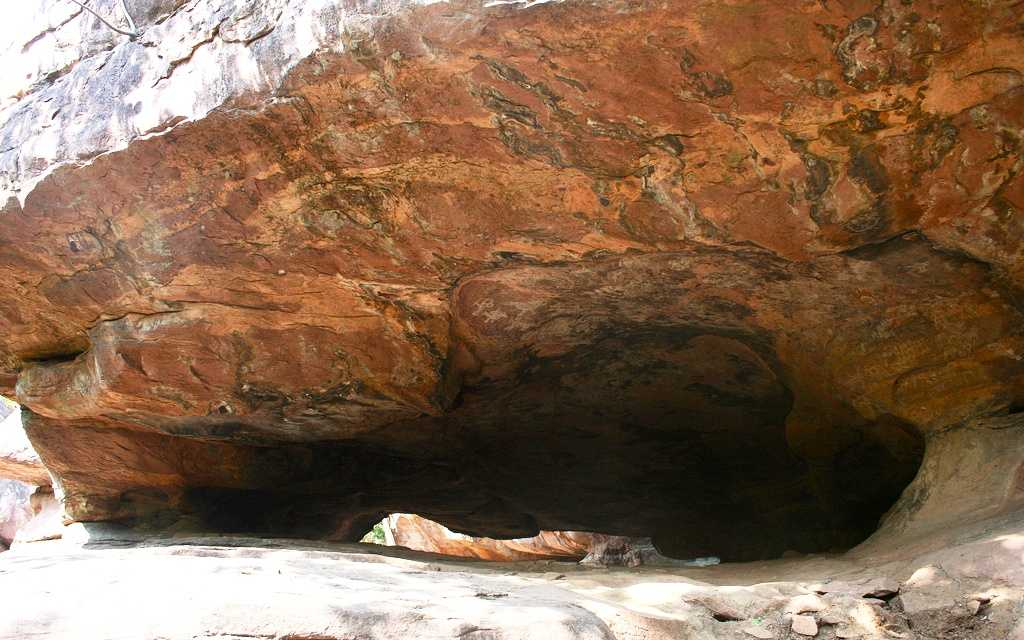 Rock Shelters of Bhimbetka, World Heritage Sites in India