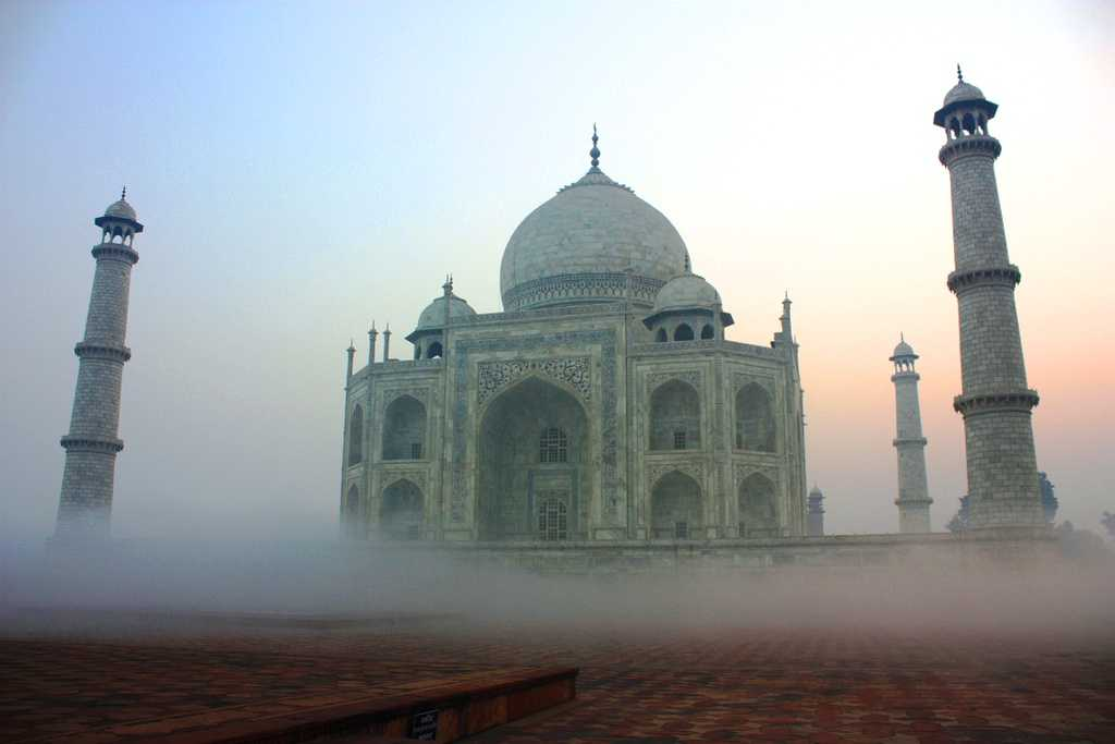 Taj Mahal, World Heritage Sites in India