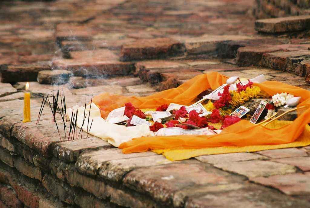Vaishali, Buddhist sites in India