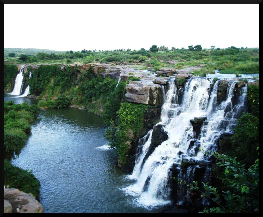 Waterfalls near Nalgonda, tourist place in telangana
