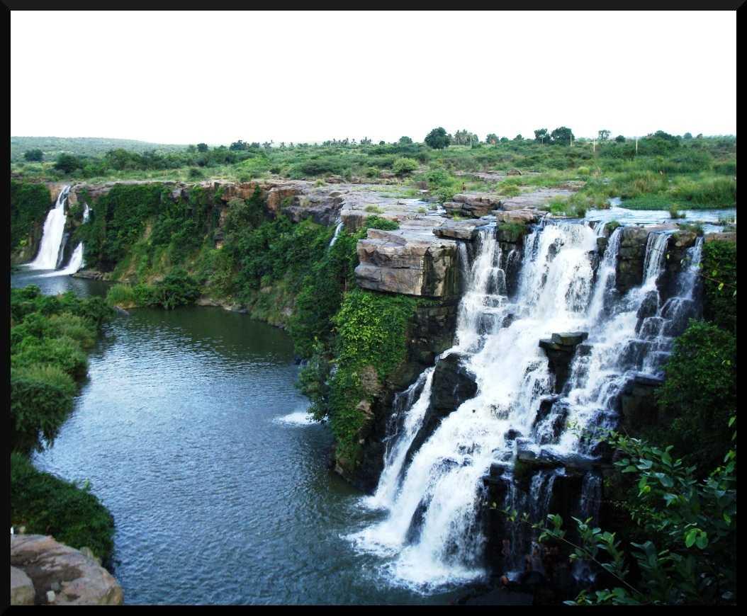 Waterfalls, Nalgonda, tourist place in telangana