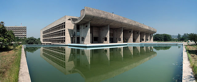 Capitol Complex, Chandigarh - WHS in India